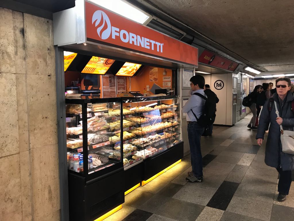 How Pastries Bankroll The Budapest Metro